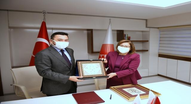 TBB ile İslam İşbirliği Teşkilatı Gençlik Forumu arasında protokol imzalandı