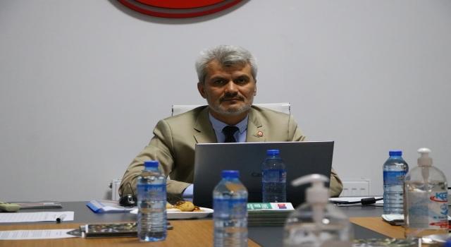 Tekirdağ'da Dünya İnsan Ticaretiyle Mücadele Günü kapsamında bilgilendirme toplantısı yapıldı
