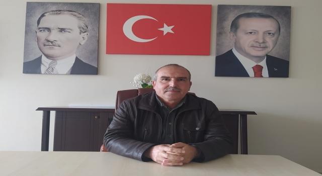 AK Parti Enez İlçe Başkanı Mercanoğlu, sahilden alınan kumun kullanım amaçlarını takip edeceklerini belirtti