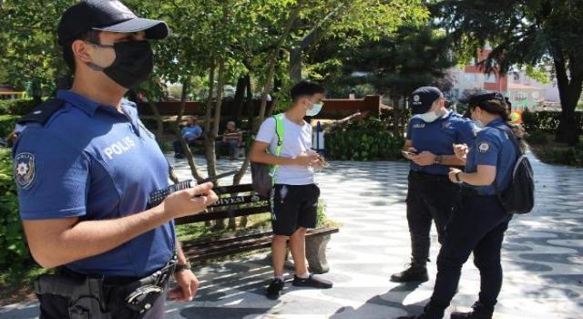 Tekirdağ'da asayiş uygulamasında 25 kişi gözaltına alındı