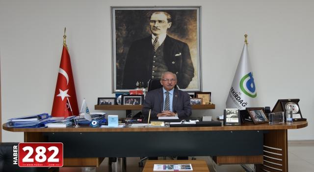 Başkan Kadir Albayrak'ın Gazeteci Yazar Uğur Mumcu'yu Anma Mesajı