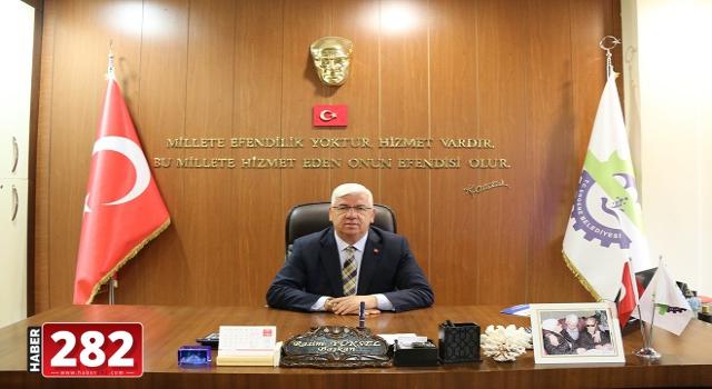 Başkan Yüksel Cem Karaca'nın Eleştirilerine Cevap Verdi