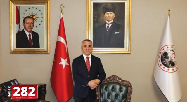 """Kırklareli Valisi Osman Bilgin: """"İki kişide koronavirüs tespit edildiği iddiaları gerçeği yansıtmamaktadır"""""""