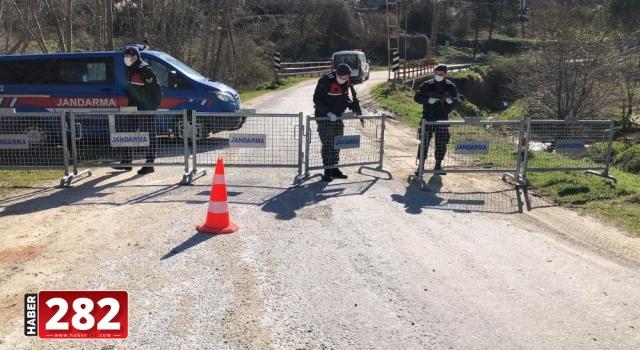 Kırklareli'nin Kurudere köyündeki karantina kaldırıldı