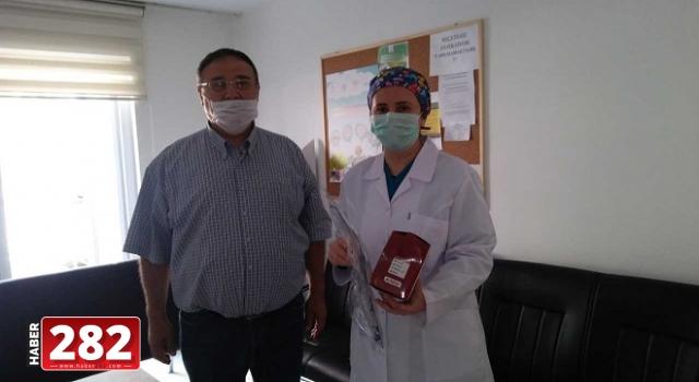 TAHUD'dan Aile Sağlığı Merkezleri'ne maske, siperlik ve eldiven desteği