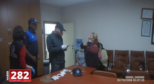 Tekirdağ'da dilenci operasyonunda 3 kişi yakalandı