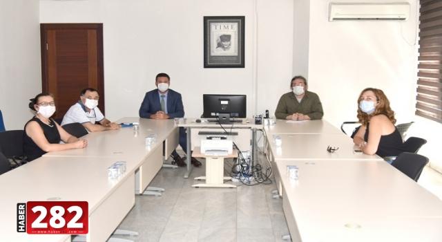 """Çevre ve Sağlık Komisyonu """"Hava Kirliliği ve Koku"""" Gündemiyle Toplandı"""