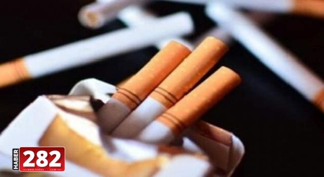 Çorlu'da kaçak tütün ve makaron ele geçirildi
