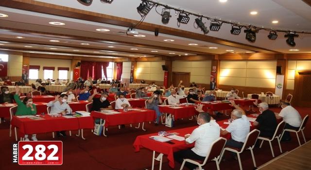 Ergene Belediyesi Temmuz Ayı Olağan Meclis Toplantısı Yapıldı