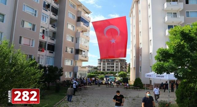 Sakarya'daki patlamada şehit olan askerin ailesine acı haber verildi