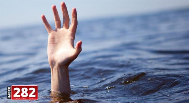 Tekirdağ'da denize giren genç boğuldu
