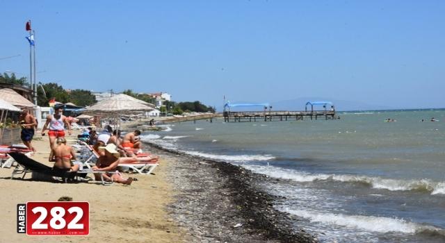 Tekirdağ'ın Plajları Büyükşehirle Daha Güvenli