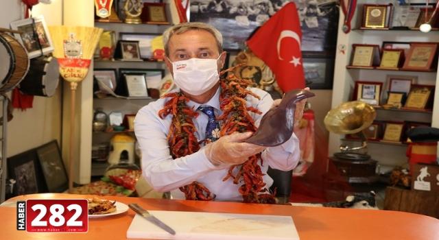 Edirneli ustadan Kurban Bayramı'na özel tava ciğer tarifi