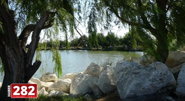 Velimeşe Gölet Projesi başladı 5 ayda tamamlanacak