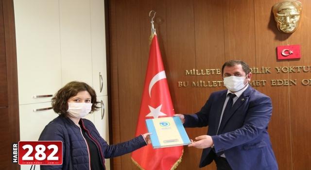 Marmaracık Göleti Devir Protokolü İmzalandı