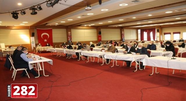 Ergene Belediyesinde 2020 Yılının Son Meclis Toplantısı Yapıldı