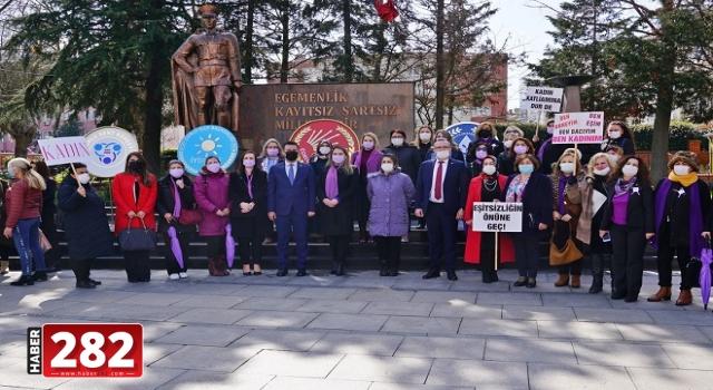 Dünya Emekçi Kadınlar Günü Etkinliklerle Kutlandı