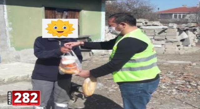 Ergene'de Kazan Kazan Pişiriliyor Kapı Kapı Dağıtılıyor