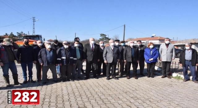 Türkiye'nin En Büyük Mera Islahı Projesinde 126 Mahallenin Merası Islah Edildi