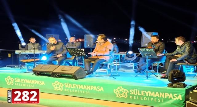 Kadir Gecesi coşkusu Süleymanpaşa TV ekranlarında