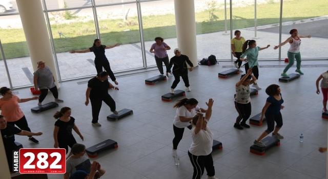 Ergene Belediyesinin Meslek, Sanat ve Spor Kurslarına Yoğun İlgi Gösteriliyor