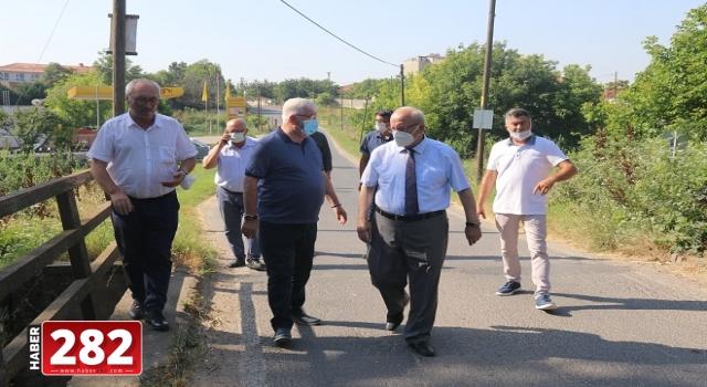 Pınarbaşı – Paşaköy Köprüsüne İlk Kazma Vurulacak