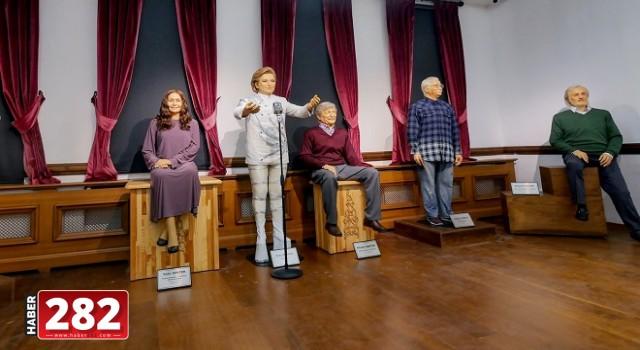 Yılmaz Büyükerşen Balmumu Heykeller Müzesi 1 Yaşında!