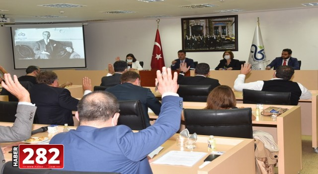 Ekim Ayı Olağan Meclis Toplantısı Yapıldı