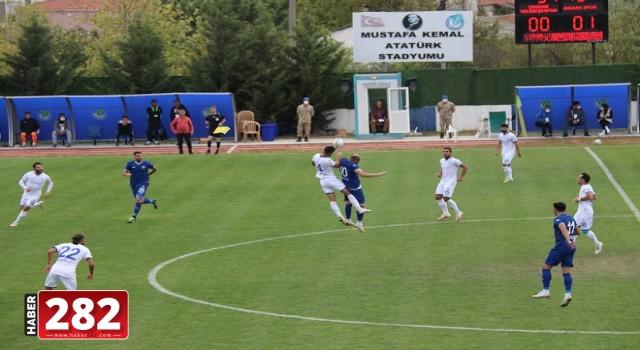 Ergene Velimeşespor 0 – 3 Ankaraspor