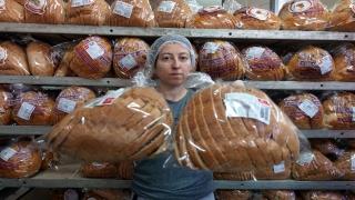 Ekmek ve ekmek çeşitlerinin ambalajlı satışına başlandı