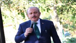 """TBMM Başkanı Şentop: """"Türkiye salgın sürecini en az zararla yürüten ülkelerden"""""""