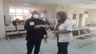 Malkara'da Sağlık Müdürlüğü bilgilendirme ziyaretlerinde bulundu