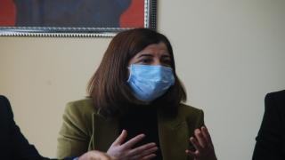 TBMM KEFEK Başkanı Fatma Aksal, Edirne'de artış gösteren Kovid19 vakalarını değerlendirdi: