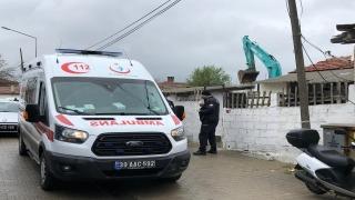 Lüleburgaz'da bir kişi evinde ölü bulundu