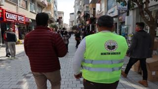 Vaka artışlarında ilk sırada olan Kırklareli'nde Kovid19 salgınına yönelik tedbirler arttırıldı