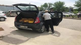 Edirne'de sokak hayvanları için derneklere mama dağıtıldı