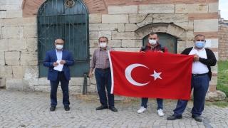 """Edirne Roman Eğitim Gönüllüleri Derneği Başkanı Şallı'dan """"sosyal medyadaki söylemlere itibar etmeyin"""" çağrısı"""