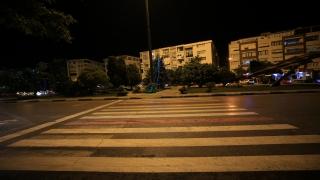Trakya, sokağa çıkma kısıtlamasının başlamasıyla sessizliğe büründü