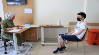 """Trakya'da sağlık çalışanlarından """"bayramda da aşı olun"""" çağrısı"""