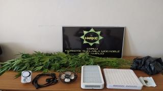 Tekirdağ'da uyuşturucu operasyonunda 3 şüpheli yakalandı
