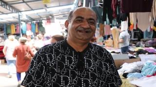 """Edirne'nin """"sosyete pazarına"""" Bulgar turistler ve gurbetçiler ilgi gösteriyor"""