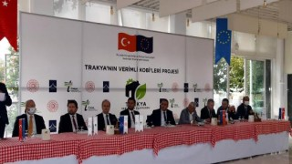 AB'den Trakya'nın Verimli KOBİ'leri Projesi'ne 30 milyon lira destek