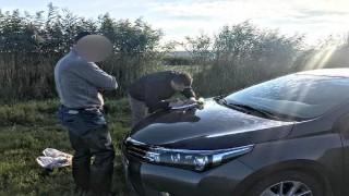 Yasak günde, belgesiz avlanan avcıya ceza
