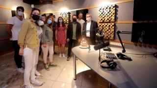 Trakya Üniversitesi radyosu Radyo Günebakan 1 yaşında