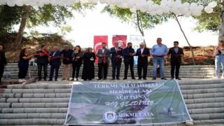 Marmaraereğlisi'nin mesire alanı törenle açıldı