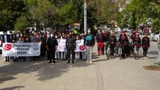 Keşan'da Amatör Spor Haftası, törenle başladı