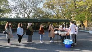 Edirne Sosyal Bilimler Yüksekokulu'ndan öğrencilere sıcak karşılama