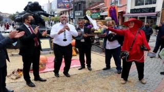 Edirne'de ilk kez düzenlenecek 'Kabak Festivali'ne kabak tatlısıyla davet