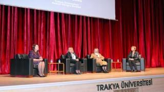 Trakya Üniversitesi, Bulgaristan'dan gelen soydaş kadınları ağırladı