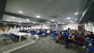 Trakya Üniversitesi özel yetenekliler eğitim merkezinin proje toplantısı yapıldı